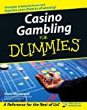 Casino Gambling for Dummies, Kevin Blackwood, 047175286X