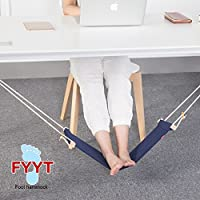 Put Your Foot up on the Hammock Under the Desk Comfortable for Your Foot