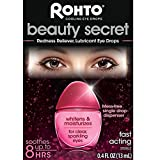 Rohto Beauty Secret Cooling Eye Drops 0.4fl