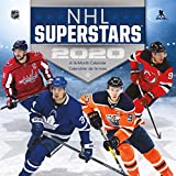 NHL Superstars 2020 Wall Calendar (English and French Edition)