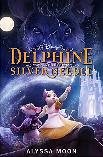 Book Cover: Delphine and the Silver Needle