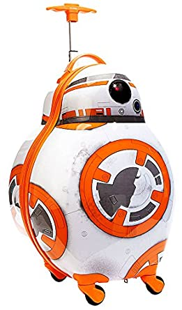 586ef6d8d7 Disney BB-8 Rolling Luggage - Star Wars  The Force Awakens