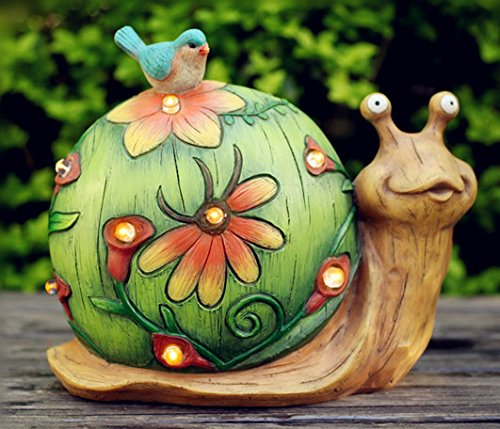 Resin Garden Ornaments - 2