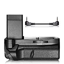 Neewer LP-E10 High Quality Vertical Battery Grip Replacement for Canon EOS 1100D / 1200D / Rebel T3 / T5.Works with 2 LP-E10 Li-ion Batteries