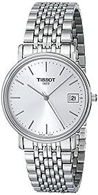 Tissot Men's T52148131 T-Classic Desire Watch