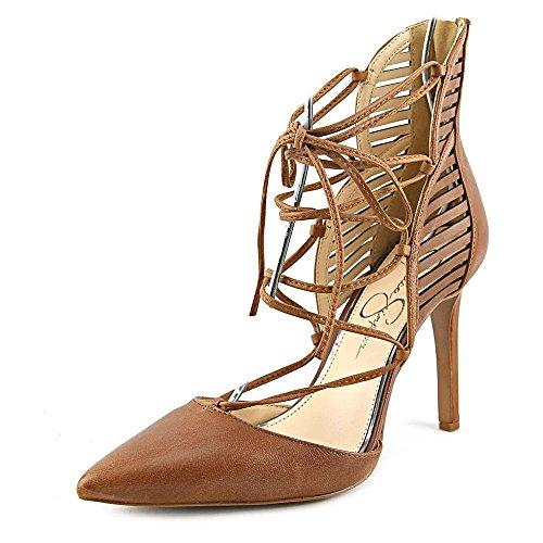 Jessica Simpson Cynessa Women Us 7 Brown Heels