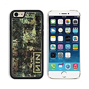 American Industrial Rock Band Nine Inch Nails Punktail's Collections For Case Iphone 4/4S Cover Premium Aluminium Design PC Case Open Ports