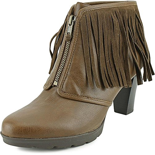 Ankle American Boot Living 7 Brown Women Kallee US 1OqY6OBw