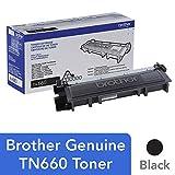 Brother TN660 High Yield Black Toner
