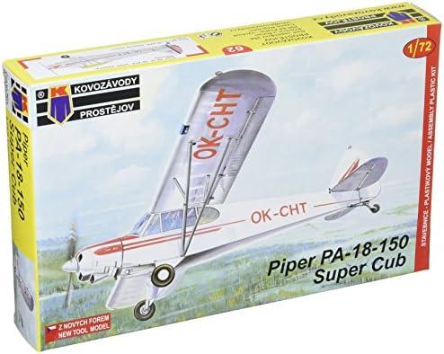 KP model 1/72 軽飛行機 パイパーPa-18-150 スーパーカブ プラモデル KPM0062