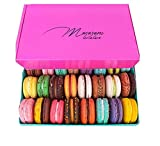 Leilalove Macarons - Paris Macaron 15 Collections of 10 Flavors - Lady in the Pink