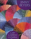 img - for Jinny Beyer's Color Confidence For Quilters book / textbook / text book