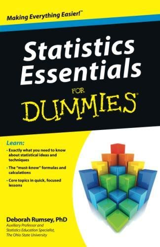 Statistics Essentials For Dummies (For Dummies Series)