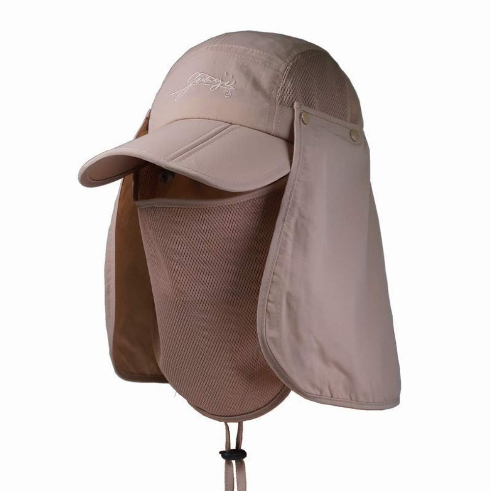 DDMCool Outdoor Mountaineering Sunshade Cap and Fishing Cap Full Protection