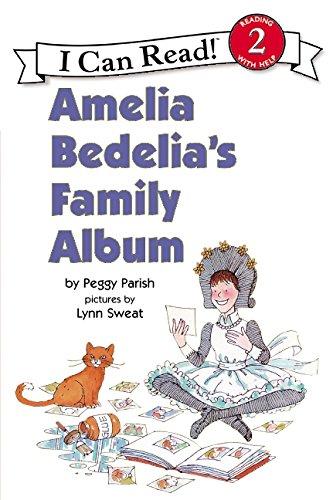 Amelia Bedelias Family Album (An I Can Read Book, Level 2)