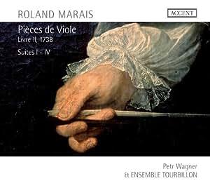 Marais: Pièces de Viole (Livre II, 1738)