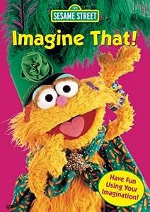 Amazon.com: Sesame Street - Imagine That! [VHS]: Carlo ...