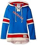 new york rangers vintage hoodie - NHL New York Rangers Women's Heavyweight Hoodie, Medium, Royal