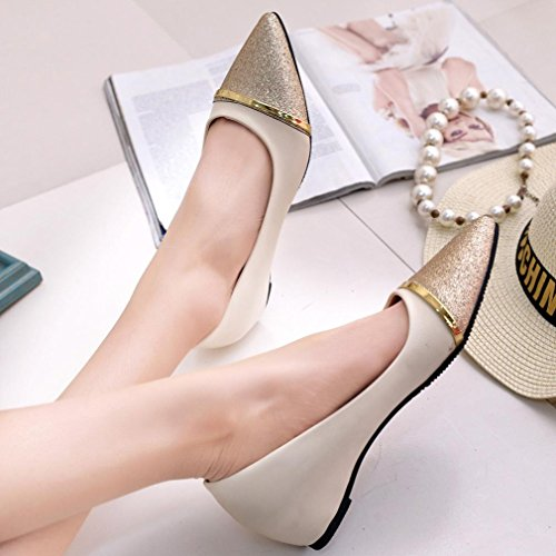Beige Chaussures Rebook Chaussures Talons Beautyjourney Fashion Femme Souligné Femme Chaussures Femme Plates Confortable Tennis Toe Femmes Chaussures Bas A Aerosoles Chaussures tqZqwR0