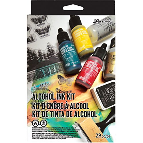 Ranger InkKit THoltz Distress Alcohol Ink Kit 29pc