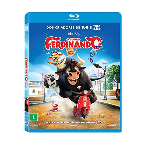 Fox Entertainment TOURO FERDINANDO Blu Ray