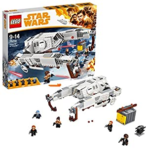 Lego Star Wars Solo: A Star Wars Story  Imperial at-Hauler 75219 Playset Toy
