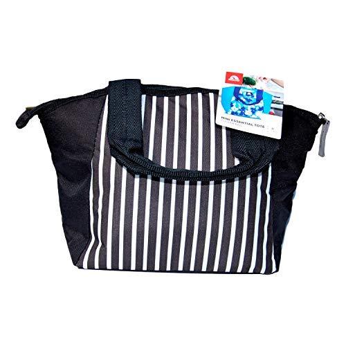 - Igloo Mini Essential Tote Cooler Bag, Paneled Stripes