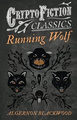 book cover of Running Wolf