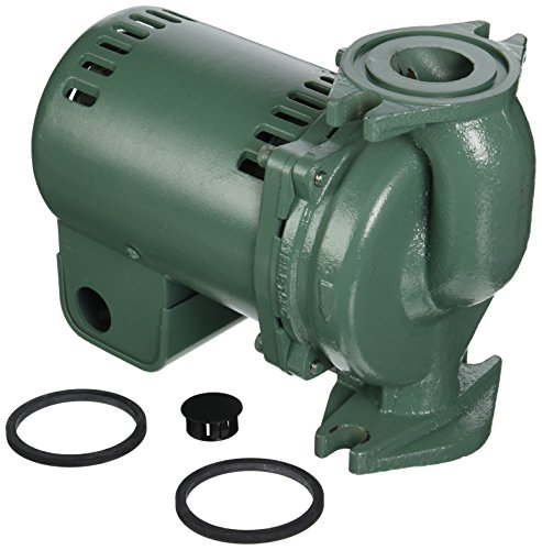 Taco 2400-50 1/2HP Cast Iron High Capacity Circulator Pump by Taco