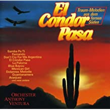 NEW Anthony Ventura - El Condor Pasa (CD)