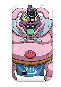 Brooke Galit Grutman's Shop New Style 1572675K63886301 High Quality Gamefaqs Youkai Watch Case For Galaxy S4 / Perfect Case