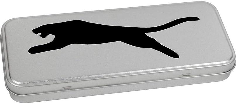 Azeeda 180mm x 75mm Salto de Pantera Caja de Almacenamiento (TT00083944): Amazon.es: Juguetes y juegos
