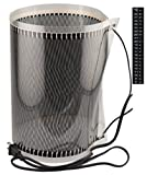 Porpoise Brewing Fermentation Heater Wrap with Thermometer Strip
