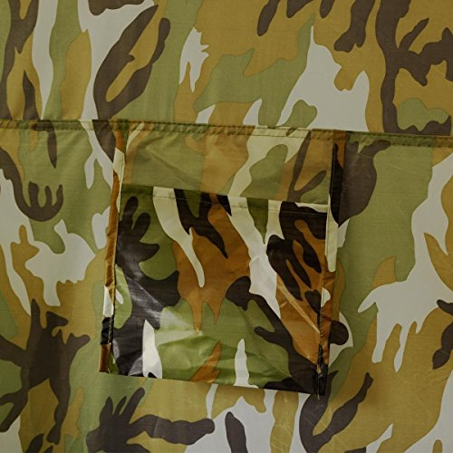 Generic YC-US2-160128-185 <8&30811> ouflageg Toilet Ch Toilet Changing Tent Portable Pop UP Camping Room Fishing & Bathing Camouflage Portable Po by Generic (Image #5)