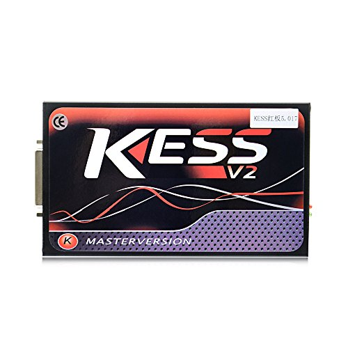 KESS V5.017 SW V2.23 Online EU Version Red KESS V2 Version No Token Limit OBD2 Manager Tuning Kit Car Truck Programmer by AUOTO (Image #1)