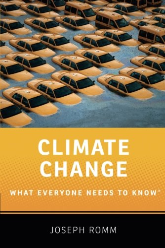 Climate Change: What Everyone Needs to Know® cover