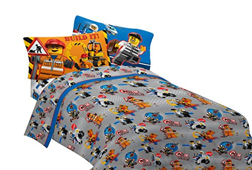 Lego City Sheet Set Twin product image