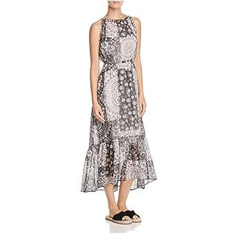 34690c9aebc Beltaine Women s Patchwork-Print Maxi Dress