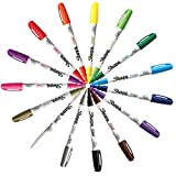 Sharpie Paint Marker Fine Point Oil Based All 15 Color Set