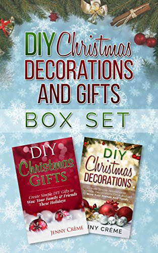 Diy Christmas Gifts For Family.Diy Christmas Box Set Diy Christmas Gifts Diy Christmas Decorations Wow Your Friends Family This Holiday Season On A Budget