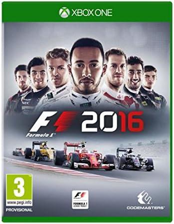 Codemasters F1 2016 Limited Edition, Xbox One Limited Xbox One - Juego (Xbox One, Limited, Xbox One, Racing, E (para todos), Codemasters, 19/08/2016): Amazon.es: Videojuegos