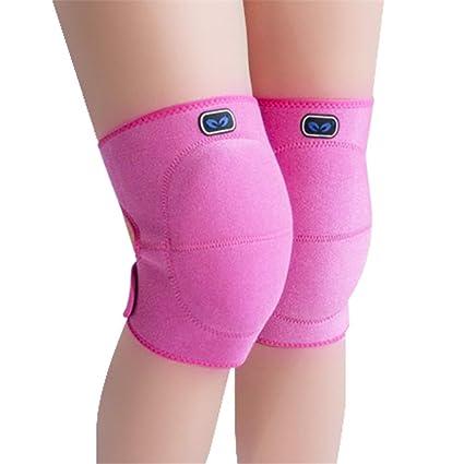 Rodilleras Protector de esponja de yoga anti-caída de baile ...