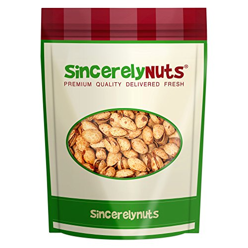 que Chipotle Flavored Pistachios- Two Lb. Bag- In shell Pistachio Nuts- Supremely Tasty and Fresh- 100% Kosher Certified (Pistachio Shell)