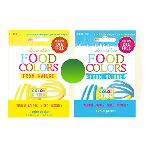 food coloring for water - 6