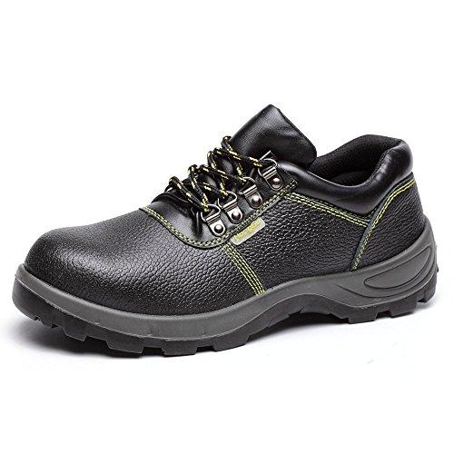 PU Chaussures de travail Anti-écrasement et Pénétration-résistant PUD