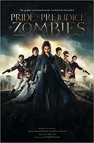 Pride and Prejudice and Zombies (Graphic Novel): Amazon.es ...