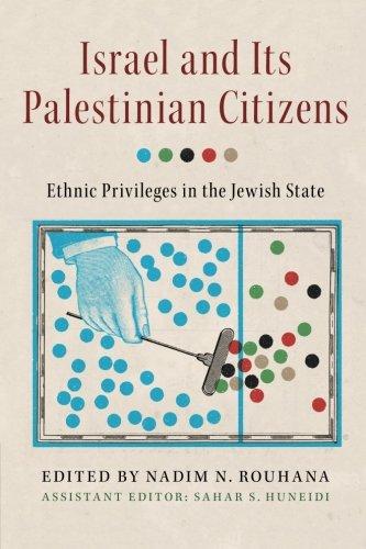 ISRAEL & ITS PALESTINIAN CITIZENS