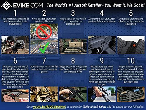 Evike Airsoft - CYMA Sport Airsoft AK47 AEG with Imitation Wood Furniture & Metal Gearbox