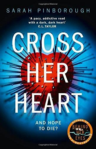 Image result for cross her heart book