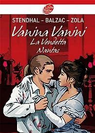 Vanina Vanini - Nantas - La Vendetta par  Stendhal